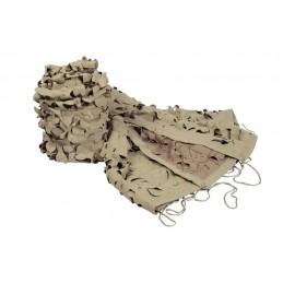 Filet de camouflage sable...