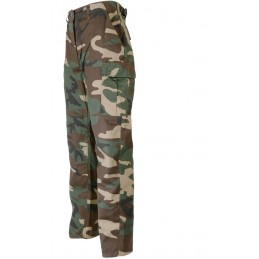 Pantalon Treillis BDU camouflé