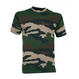 T-shirt enfant camouflage...