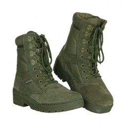Chaussures de sniper kaki