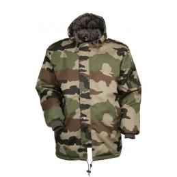 Parka Dubon camouflage