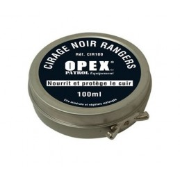 Cirage noir opex