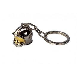 Porte clé casque F1 pompier