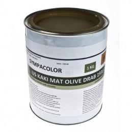 Peinture vert kaki olive drab