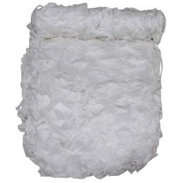 Filet de camouflage blanc 2x3