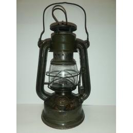 """Pétrole Lampe """"feuer hand""""..."""