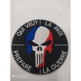 Ecusson Punisher France