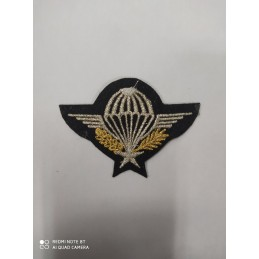 Ecusson  Tissu Parachutiste