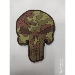 Patch Ecusson 3D PUNISHER CAM
